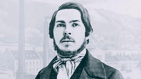 Porträt Friedrich Engels