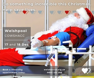 Give the gift of life this Christmas