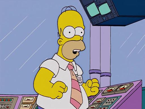 Los Simpsons 17x08 El Bob italiano