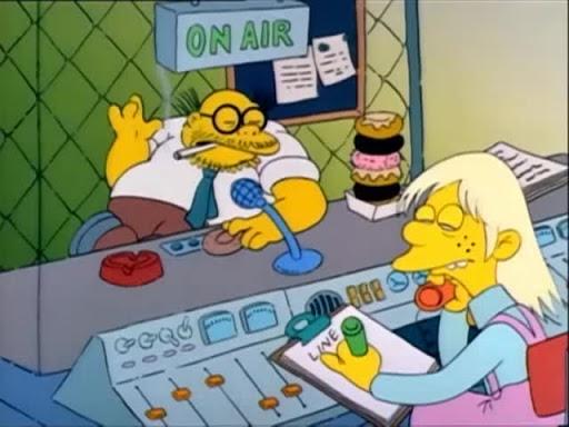 Los Simpsons 1x13 Una Noche Encantadora