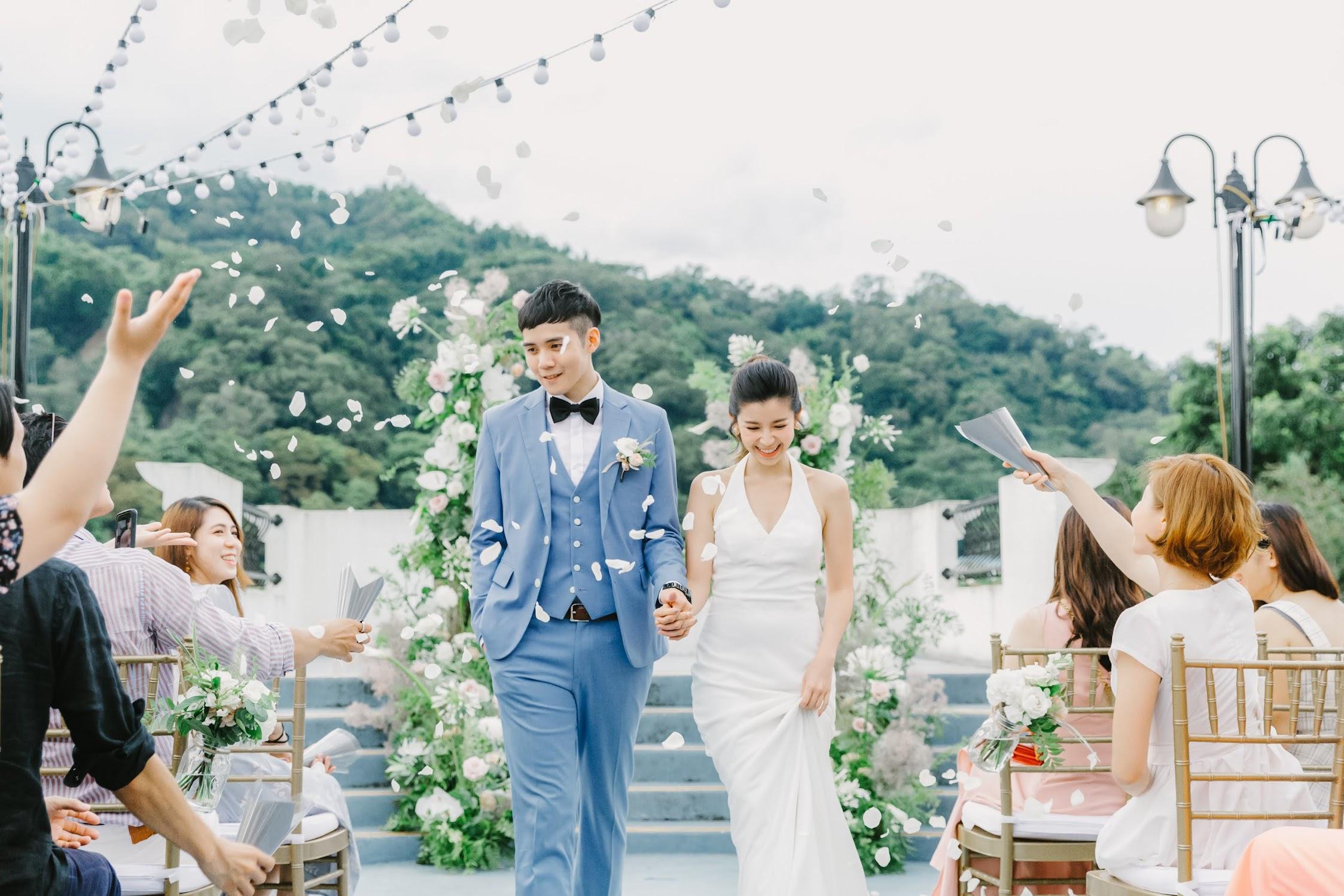 婚禮信物 和 婚禮佈置 和 喜帖 該在什麼時候拍攝?