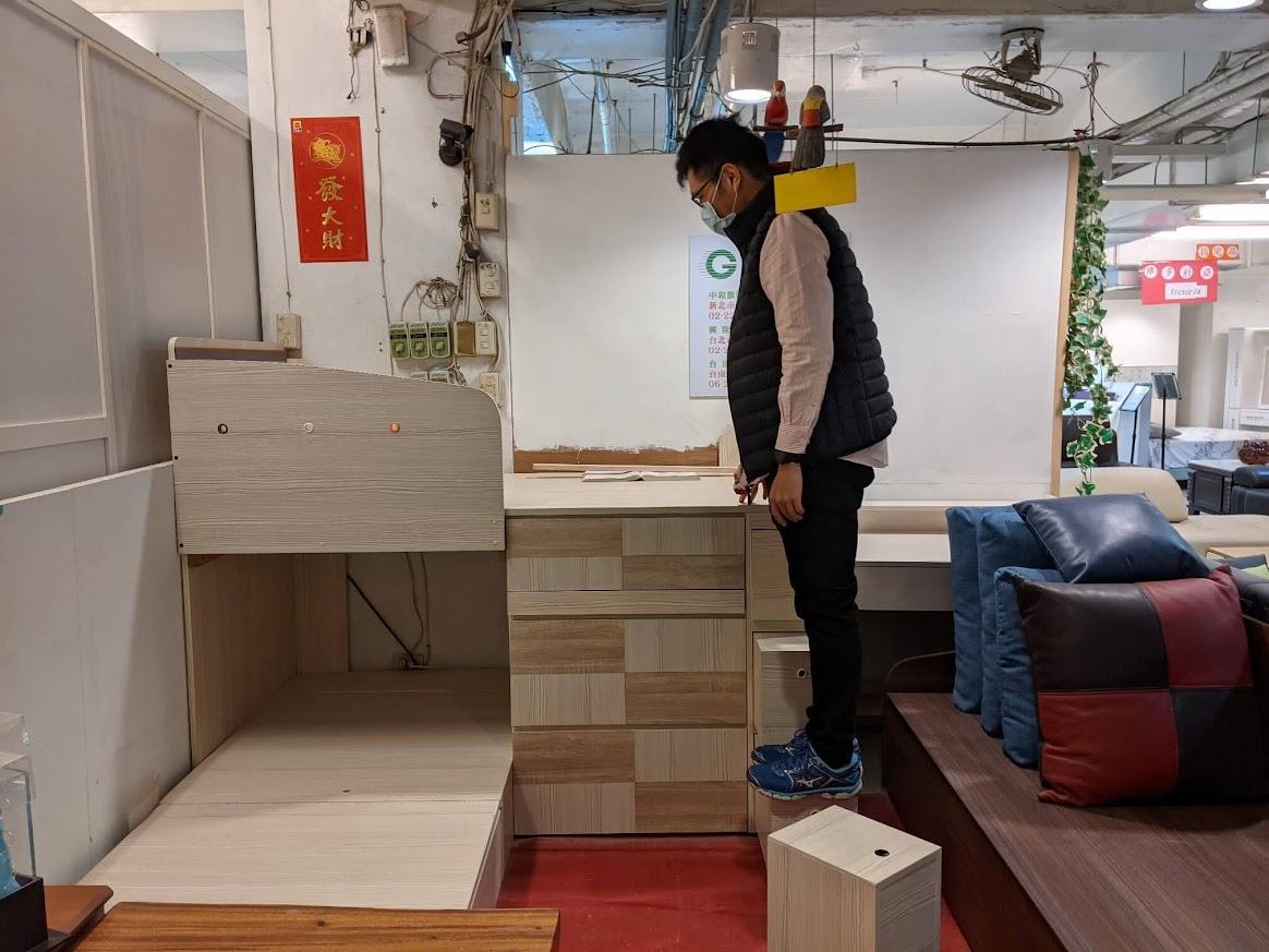 添興家具 創意上下舖床架 兒童房推薦