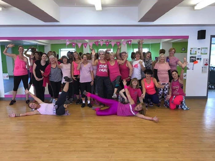 Move to online helps fitness class raise cash for NHS