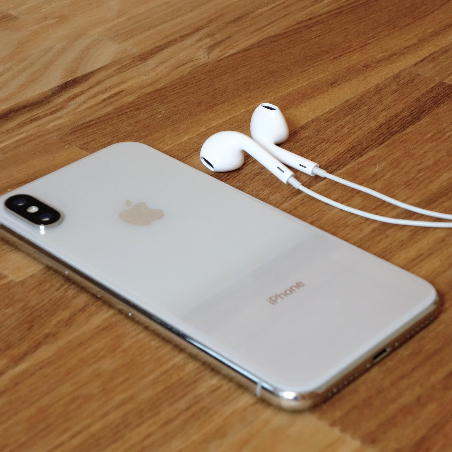 EarPods レビュー iPhone 写真