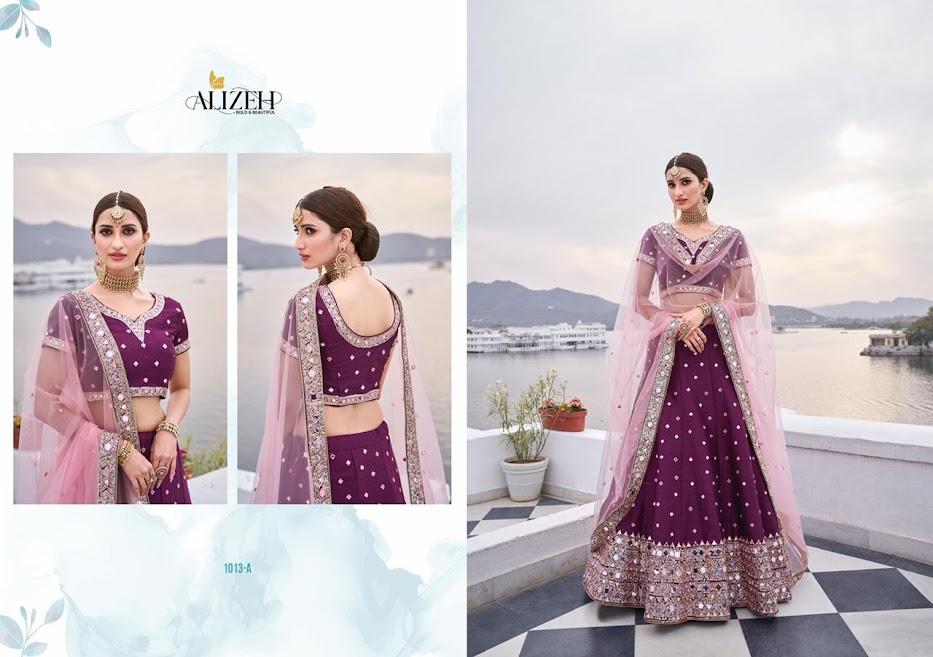 Buy Alizeh Mirror Maze Colour Edition Lehenga Choli Catalog