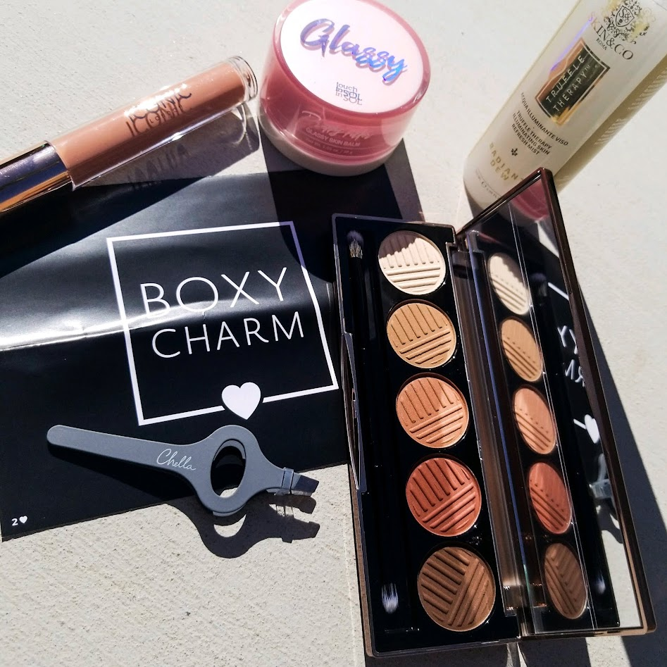Boxycharm October 2019