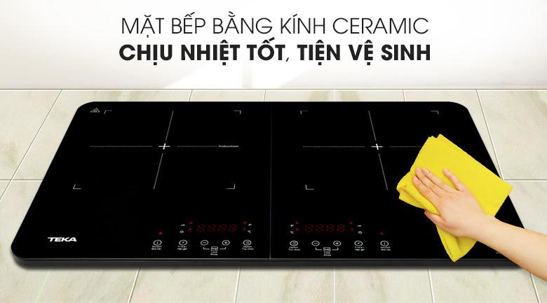 Cách chọn mặt kính khi mua bếp rừ