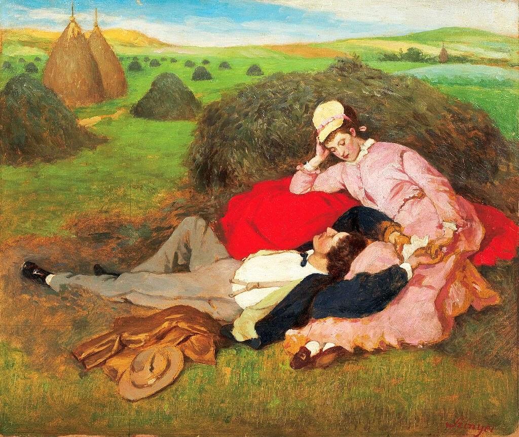love painting let love find you Szinyei_Merse_Szerelmespár_1870.jpg