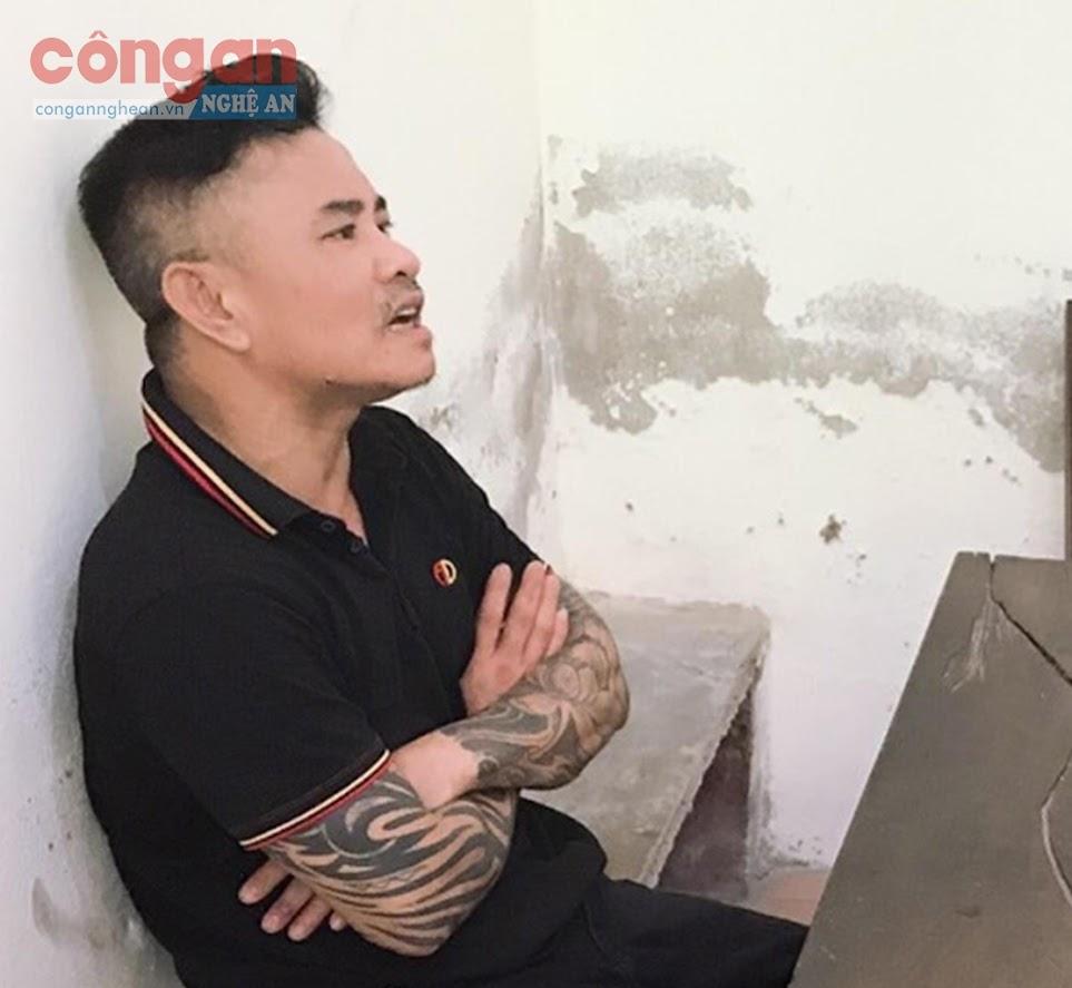 Đối tượng Nguyễn Văn Toàn