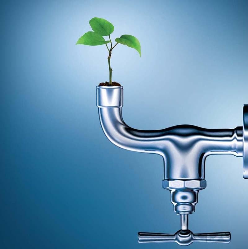 Công nghệ chống tràn giúp tiết kiệm nước khi sử dụng máy giặt