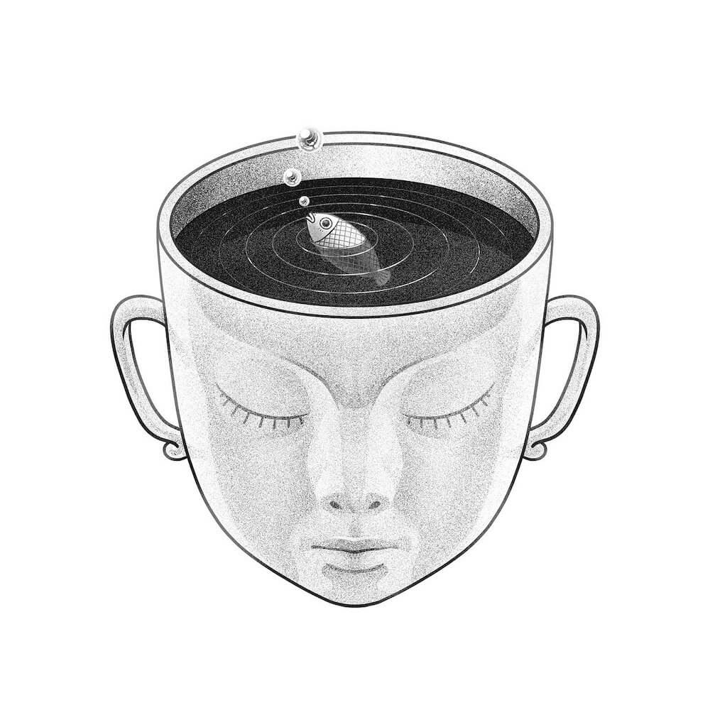 a fish in a cup used in an article on creative rituals.jpg