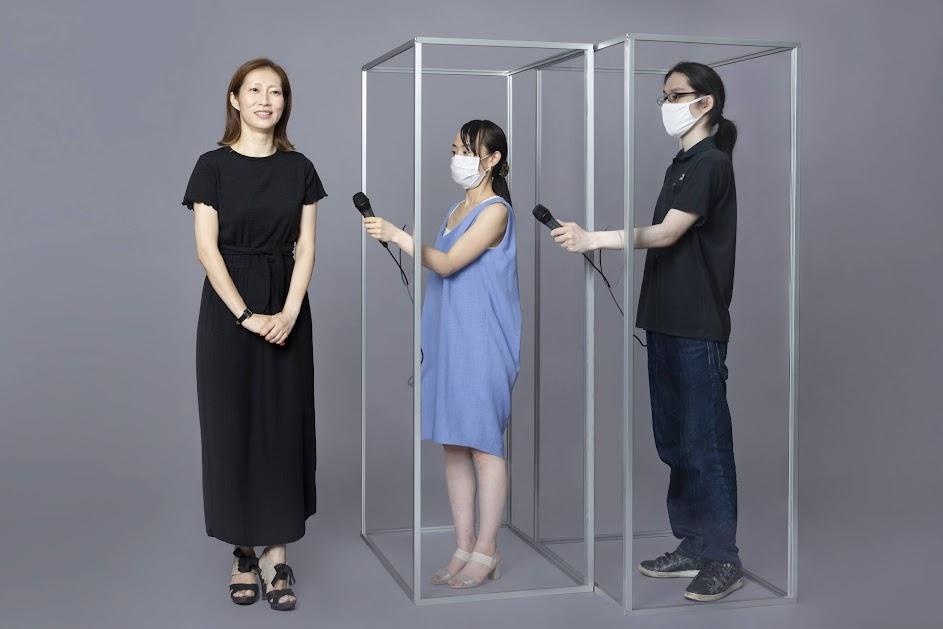 日本抗疫再出奇招 推採訪隔板?!
