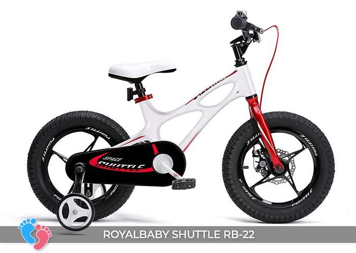Xe đạp trẻ em Royal Baby Shuttle RB-B22 22