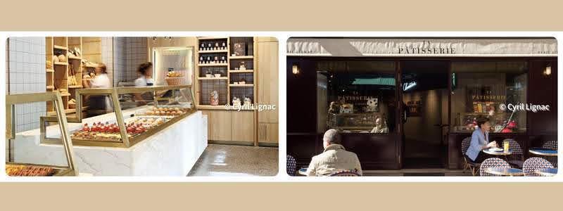 パリのパンオショコラ CYRIL LIGNAC シリル・リニャック