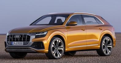 Audi Q8: A technological tour de force