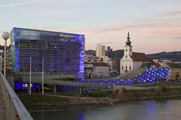 The Ars Electronica Centre