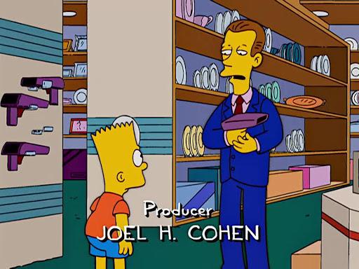 Los Simpsons 15x16 El delincuente errante