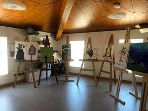LAD - aula di pittura