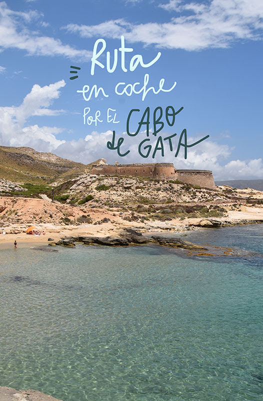 roadtrip cabo de gata