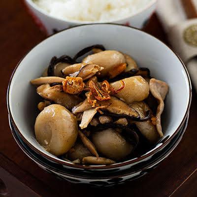 Hakka Yam Abacus Seeds | Suan Pan Zi | 客家算盘子