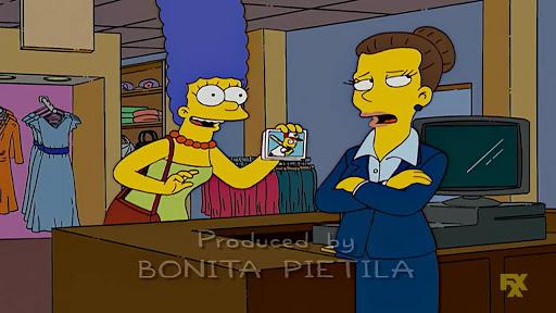 Los Simpsons 18x18 El gran perdedor