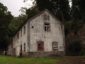 de boterfabriek van Estreito da Calheta.