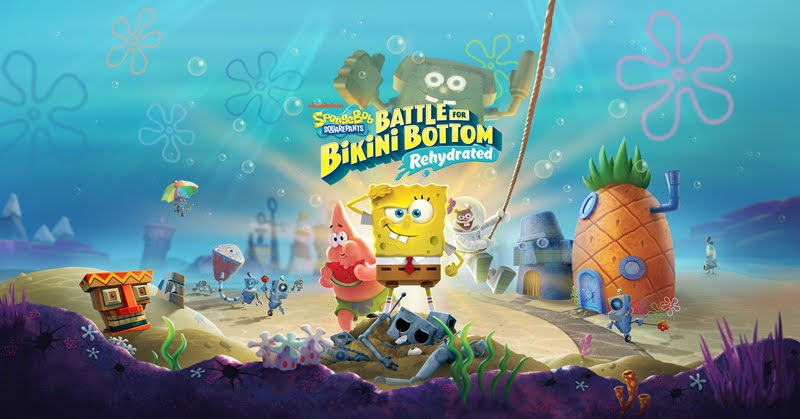 SpongeBob พร้อมให้เล่นบน PS4 , Xbox One, Nintendo Switch และ PC