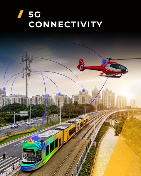 Направление «Связь 5G» («5G Connectivity»)