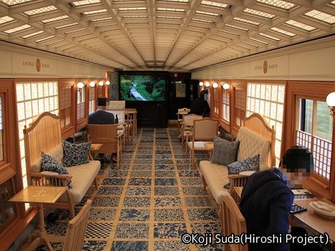 JR九州 787系「36ぷらす3」 4号車「マルチカー」_01