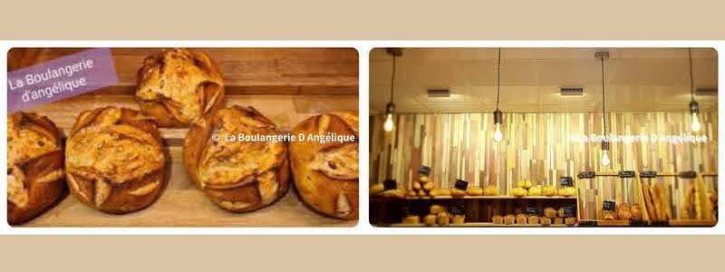 パリのパンオショコラ boulangerie d'Angélique ブランジェリー・ダンジェリーク