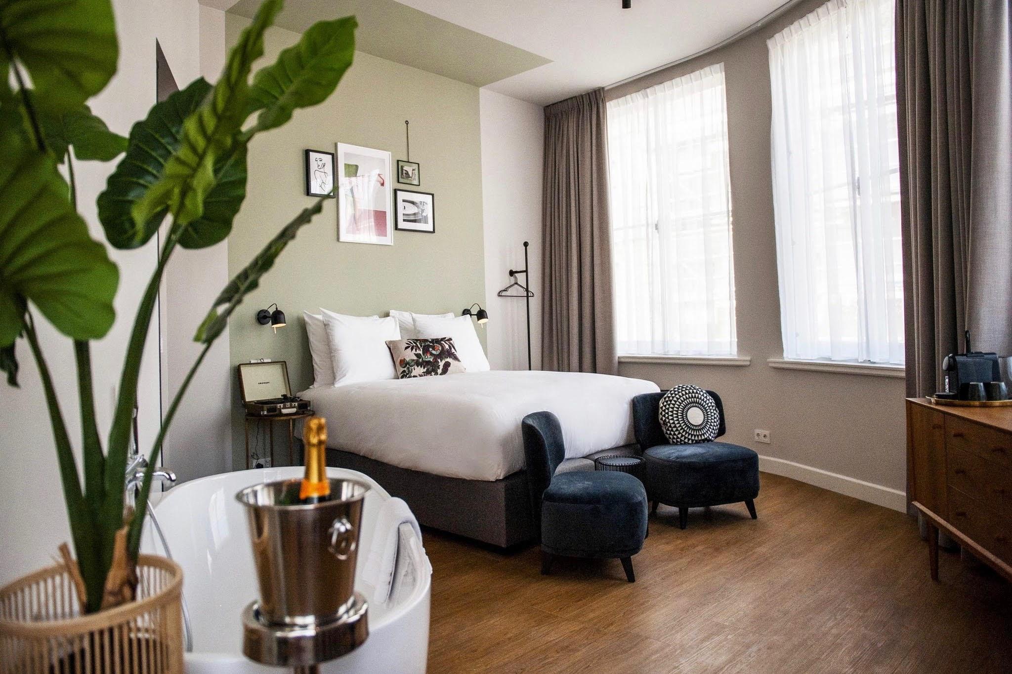 leukste boutique hotels in Nederland