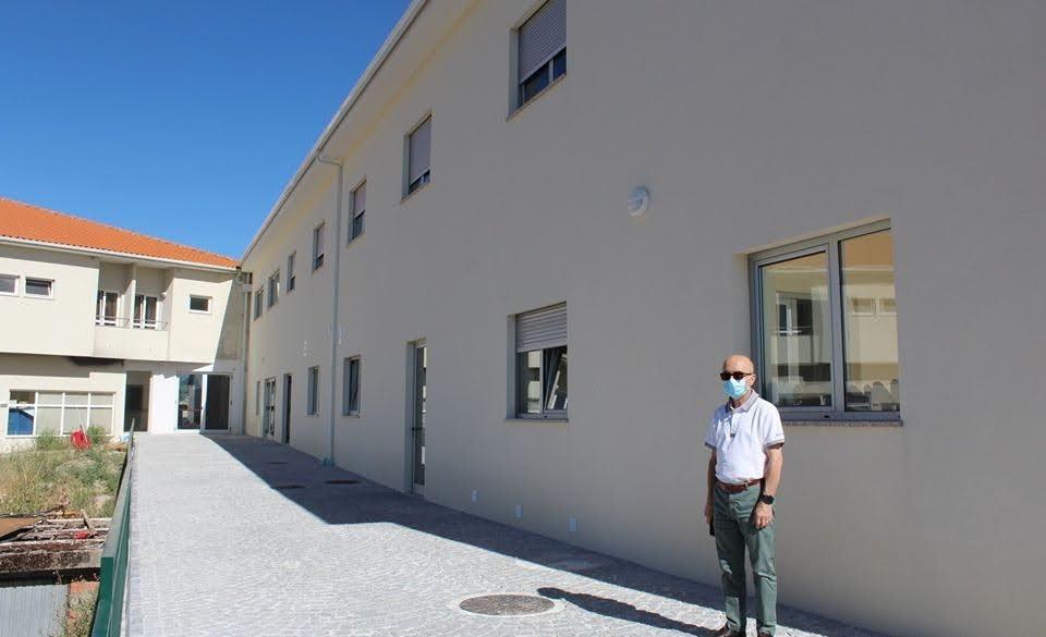 Investimento de 1,5 milhões melhora bem-estar dos idosos da Misericórdia de Lamego