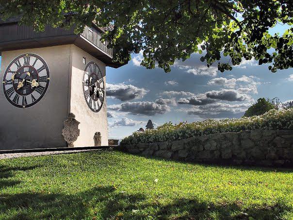 Schlossberg Clock Tower.
