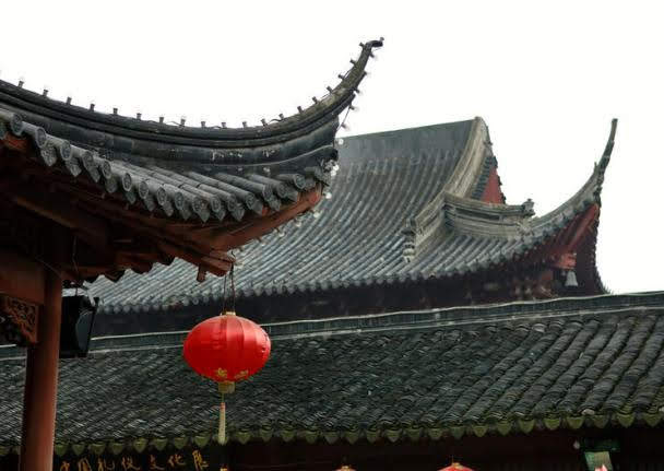 Temple of the Five Immortals (Wuxian Guan)