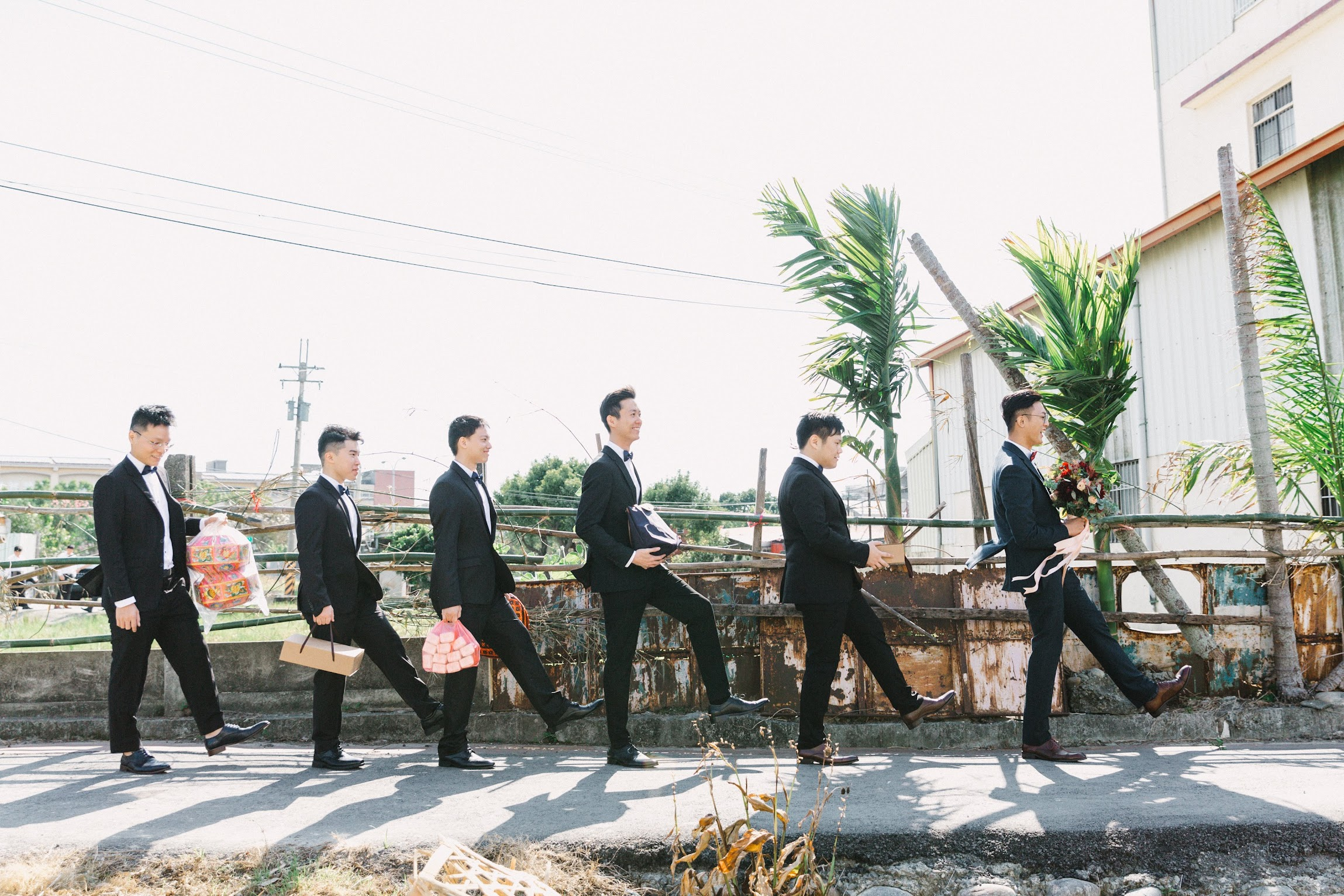 嘉義耐斯王子飯店的美式婚禮攝影 | Amazing Grace美式婚攝