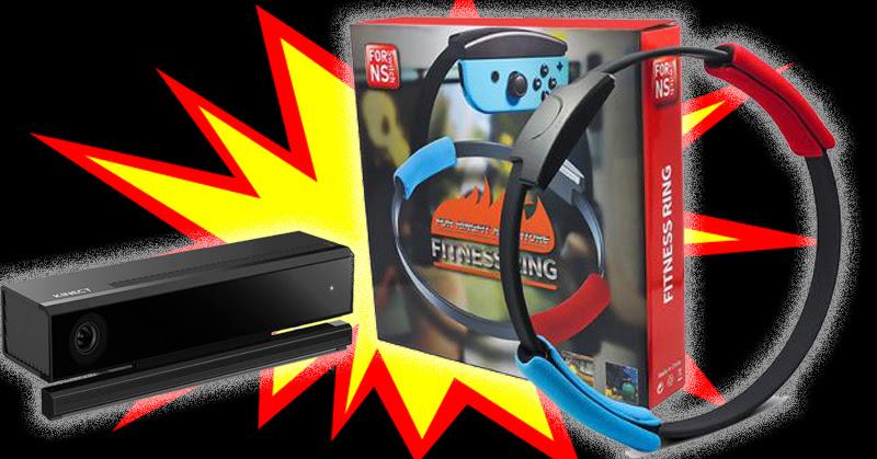 ความสำเร็จของ Ring Fit กับ ความล้มเหลวของ Kinect