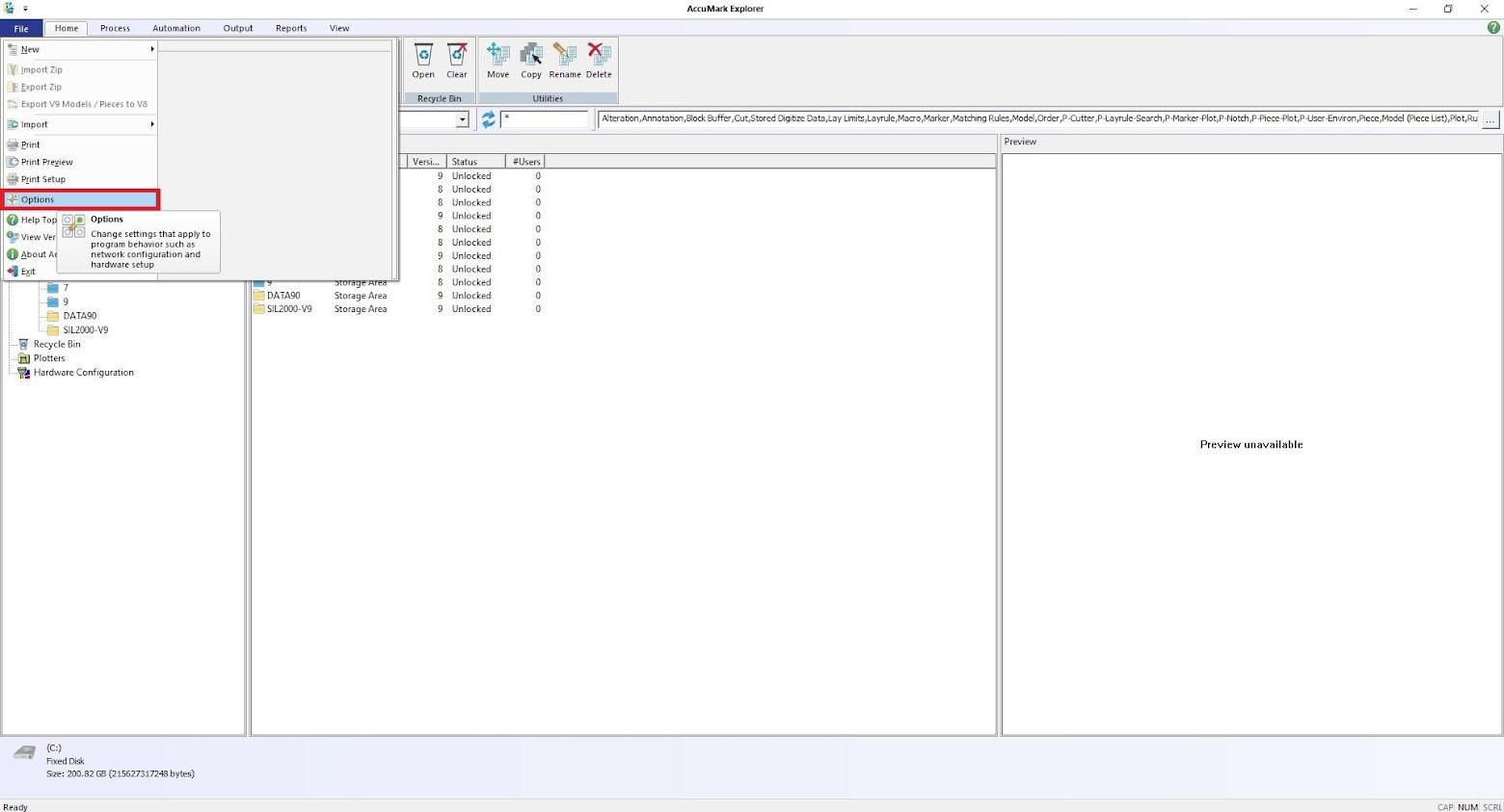 Cách Tạo Subfolder Gerber Accumark V10-V11-V12-V13 Sử Dụng SQL Server 34