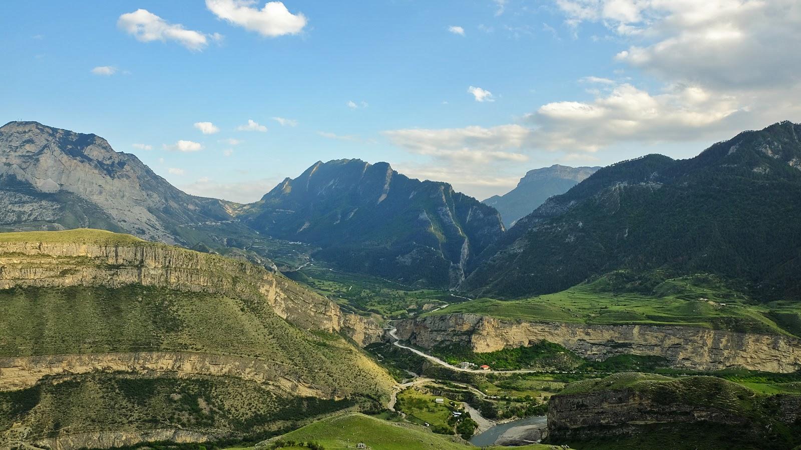 Северный Кавказ от моря до моря. Дагестан.