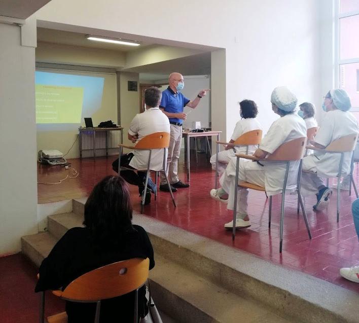 Misericórdia de Lamego investe em formação profissional no Lar de Idosos