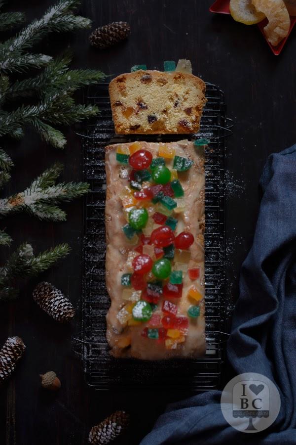 Bizcocho de Navidad inglés