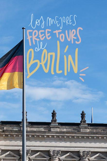 mejores free tours de Berlín