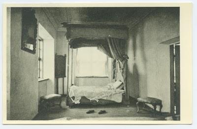 Илл. 2. Спальня, нач. XX в. TГМ, Ф. 922