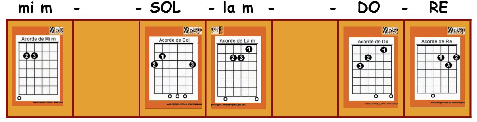 01-05 - SOL-lam DO RE mim / mim - SOL lam - DO RE