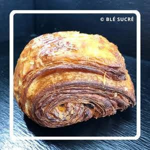 パリのパンオショコラ Blé Sucré ブレ・シュクレ