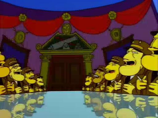 Los Simpsons 9x04 Especial de noche de Brujas VIII