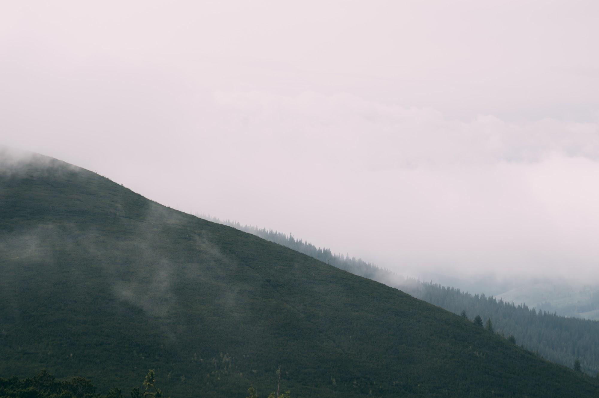 Гори в хмарах