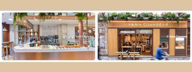 パリのパンオショコラ YANN COUVREUR PÂTISSERIE ヤン・クヴルー・パティスリー