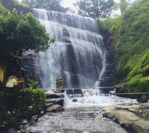Pudalu Oya Ella (Dunsinane Falls)