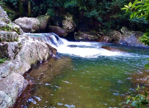 Hirikatu Oya Outdoor Bath