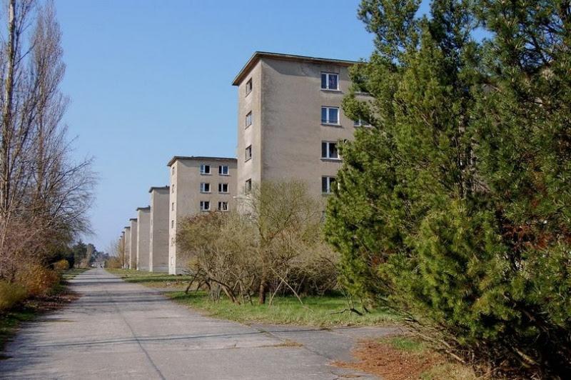 Neus Prora, o complexo de férias nazista!
